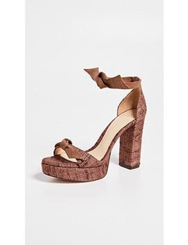 Clarita Platform Sandals by Alexandre Birman