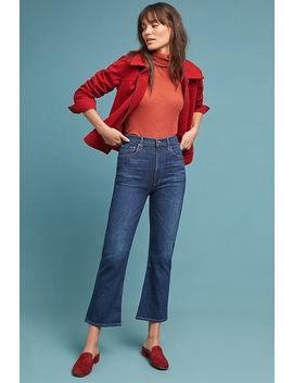 Citizens Of Humanity Estella Ultra High Rise Flare Jeans by Citizens Of Humanity