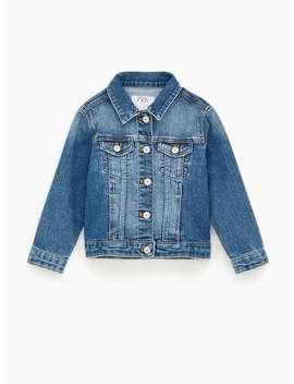 Basic Denim Jacket  Coatsgirl by Zara