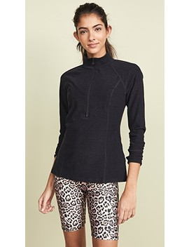 Spacedye Half Zip Pullover by Beyond Yoga
