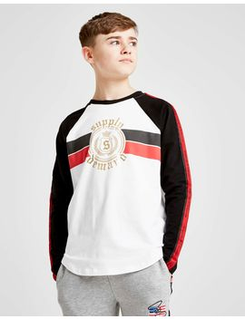 Supply & Demand Goth Long Sleeve T Shirt Junior by Supply & Demand