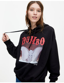 Dumbo Hoodie by Pull & Bear