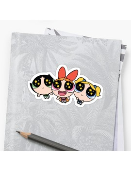 Powerpuff Girls Band by Leezy Loops