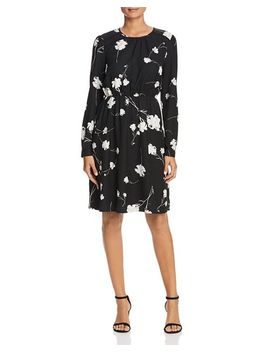 Zitta Floral Print Dress by Vero Moda