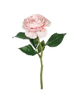 """Artificial (Pk/6) Rose Stem (13"""") Pink   Vickerman by Vickerman"""