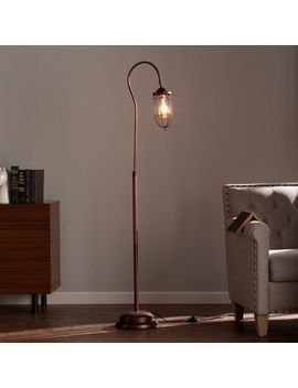 Jeffery Bronze Floor Lamp by Pier1 Imports