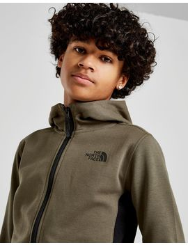 The North Face Slacker Full Zip Hoodie Junior by The North Face