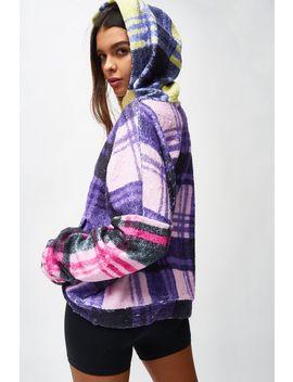 **Festival Snuggle Hoodie By Jaded London by Topshop