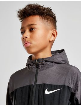 Nike Nike Older Kids' (Boys') Woven Training Jacket by Nike