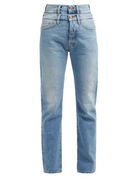 Lily Double Waistband Jeans by Aries