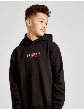 Jordan Air Overhead Hoodie Junior by Jordan