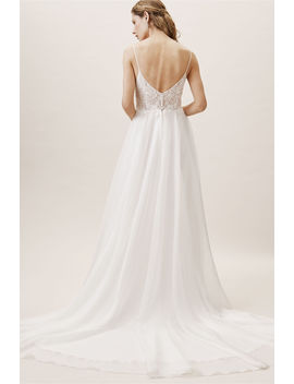 Cairo Gown by Bhldn