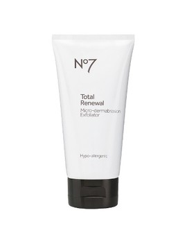 No7® Total Renewal Micro Dermabrasion Exfoliator   2.5oz by No7