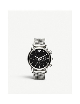 Ar1811 Stainless Steel Watch by Emporio Armani
