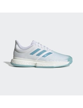 Sole Court Boost Parley Shoes by Adidas