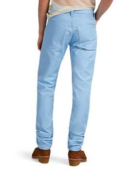 Masc High Rise Straight Jeans by Helmut Lang
