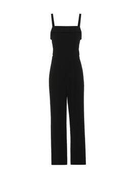 Crêpe Jumpsuit by Vince