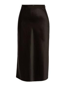 Silk Skirt by Joseph
