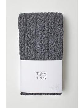 Dresuri Tricotate Texturat by H&M