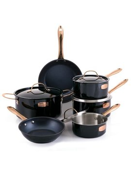 Cooks' Club Co Memphis 10pc Set Black by Cooks' Club