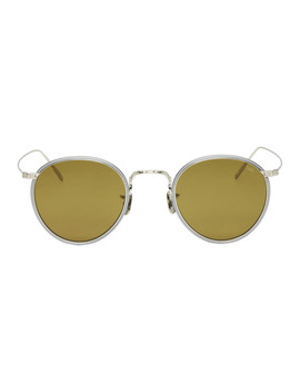 Silver 717 W Sunglasses by Eyevan 7285