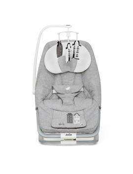 Joie Dreamer Baby Bouncer, Petite City, Petite City by Joie Baby