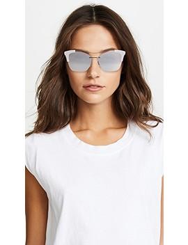 Sleek Square Sunglasses by Prada
