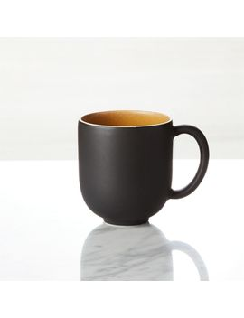 Jars Tourron Grey Mug by Crate&Barrel
