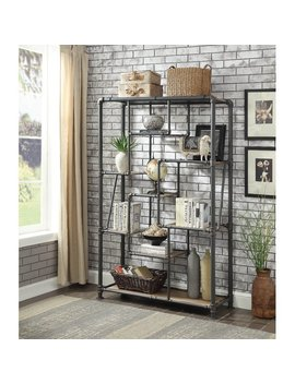 17 Stories Eadie Etagere Bookcase by 17 Stories