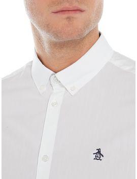 Classic Poplin Shirt by Original Penguin