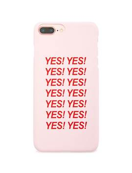 Yes! Graphic Phone Case For I Phone 6/7/8 Plus by Forever 21