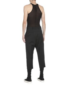 Rick Owens Cropped Astaires Trouser by Rick Owens