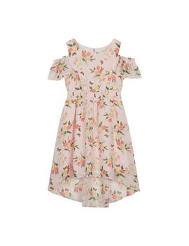 Bluezoo   Girls' Floral Print Dress by Bluezoo