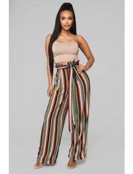 Love Me Now Pants   Multi by Fashion Nova