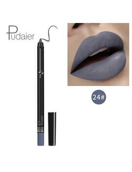 Moisture Waterproof Matte Lip Liner 26 Colors Long Lasting Makeup Tool Xyt by Unbranded