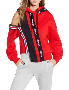 Spliced Stripe Hoodie by Ivy Park®