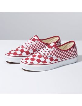 Mix Checker Authentic by Vans
