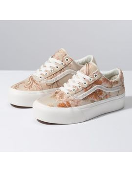 Daring Damsels Old Skool Platform by Vans