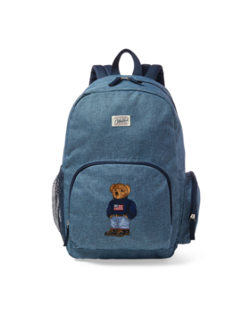 Polo Bear Campus Backpack by Ralph Lauren
