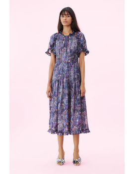 Giverney Fleur Dress by Rebecca Taylor