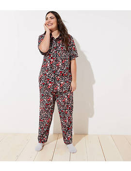 Loft Plus Primrose Pajama Set by Loft