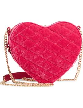 Ella Heart Crossbody Bag by Mali + Lili
