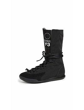 Adidas Y 3 Women's Y 3 Yuuki Sneakers by Adidas