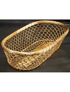 Kindwer Chain Link Bread Basket by Kindwer