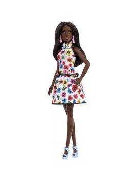 Barbie Fashionistas Doll, Original Body Type With Floral Dress by Barbie
