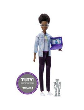 Barbie Careers Robotics Engineer Doll, Dark Brown Hair by Barbie