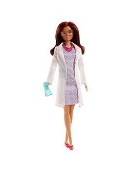 Barbie Careers Scientist Doll by Barbie