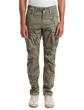 Rovic Tapered Cargo Pants by G Star Raw
