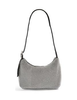Diana Crystal Embellished Shoulder Bag by Topshop
