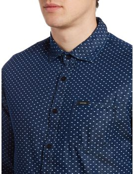 Clyde Spotted Shirt by Guess